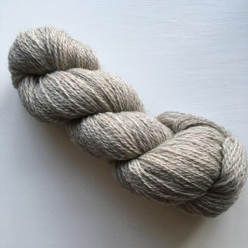 local wool gintstone flax