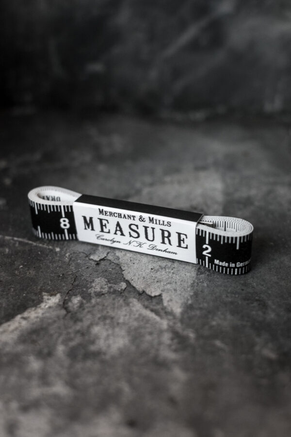 Merchant and Mills, bespoke tape measure