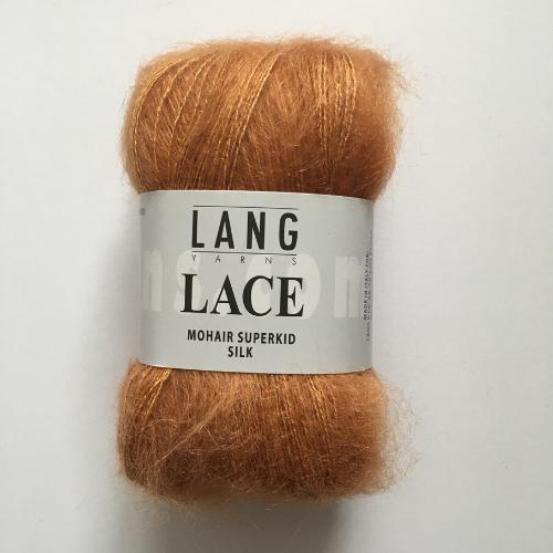 lace, lang yarns
