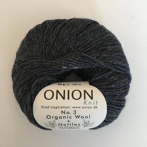 Onion No. 3 Wool + Nettles, koks