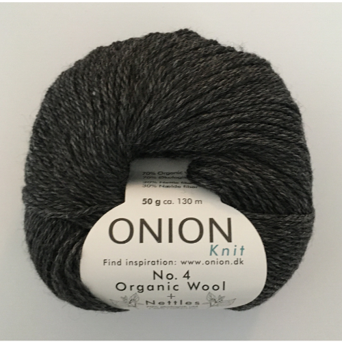 No. 4 Onion Wool + Nettles