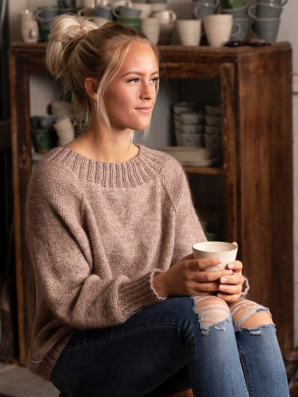 Onion - Signe Oversize sweater