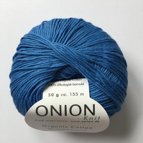 Onion Cotton, Havblå