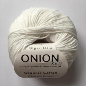 onion cotton, hvid