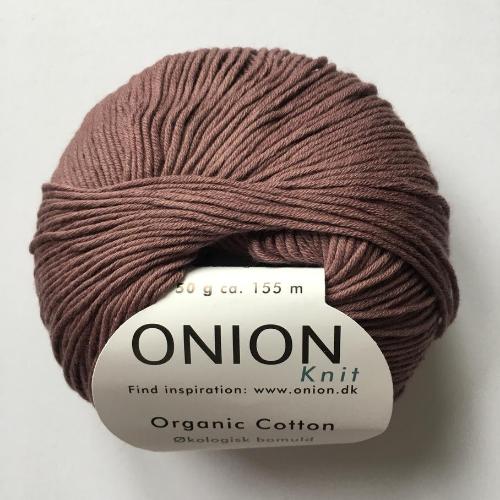 onion cotton, mørk pudder