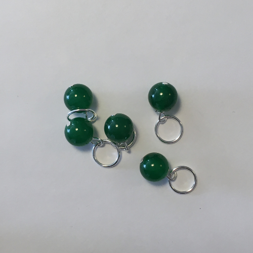 farvet jade, grøn, maskemarkøre