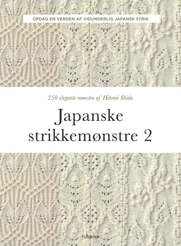 Japanske Strikkemønstre 2