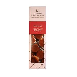 hjertelig tillykke, Bornholmske karameller, karamel kompagniet
