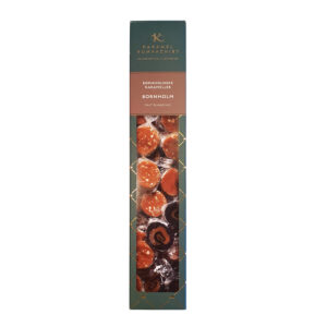 Karamel blanding, bornholmske karameller, karamel kompagniet