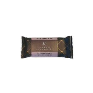 Klassisk fløde i mørk chokolade, karamel kompagniet