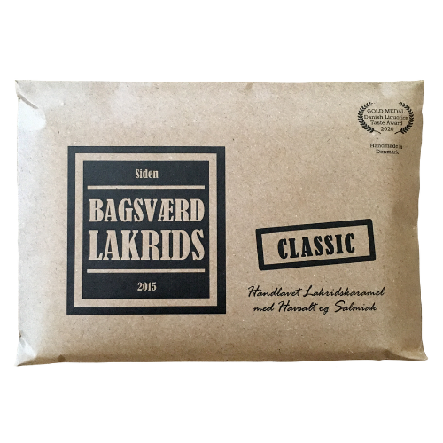 Bagsværd Lakrids - Classic